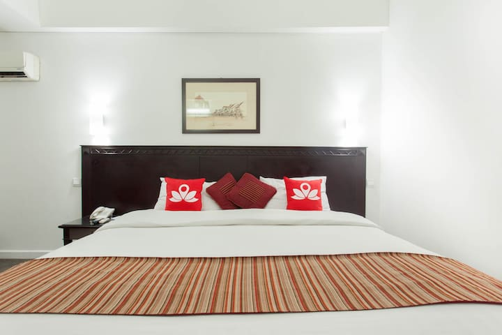 Cozy Room at Menteng Syariah - Menteng - Bed & Breakfast
