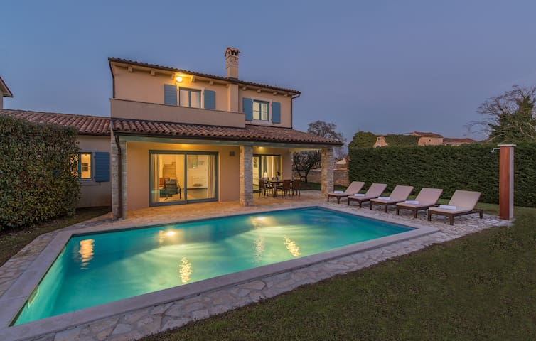 Villa Octava,  3 Bedroom and Private Pool