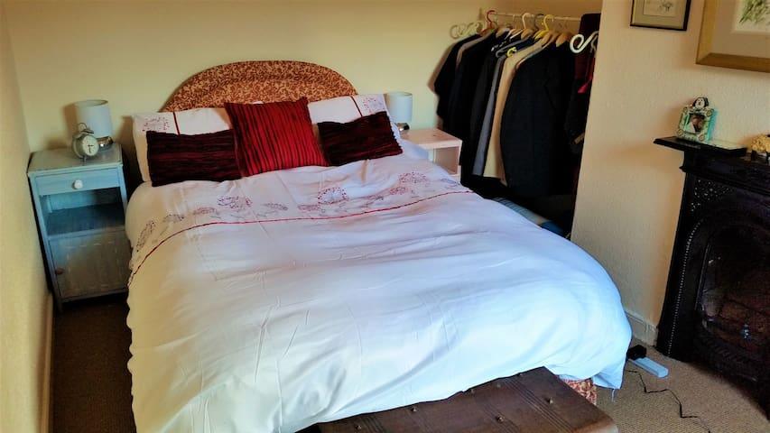 Delightful Double Room Didsbury