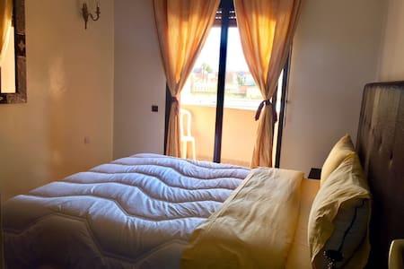 Gueliz, très beau appart, belle vue - Marrakesh - Appartement