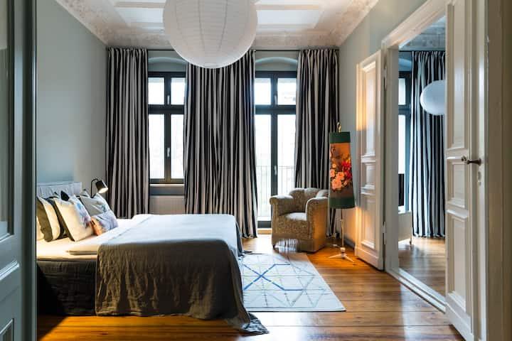2-Bedroom Apartment | Balcony | Mauerpark