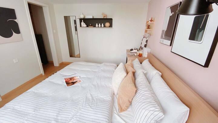 公寓/拎包入住/学生优惠/长租优惠/靠近大学/万达/北软
