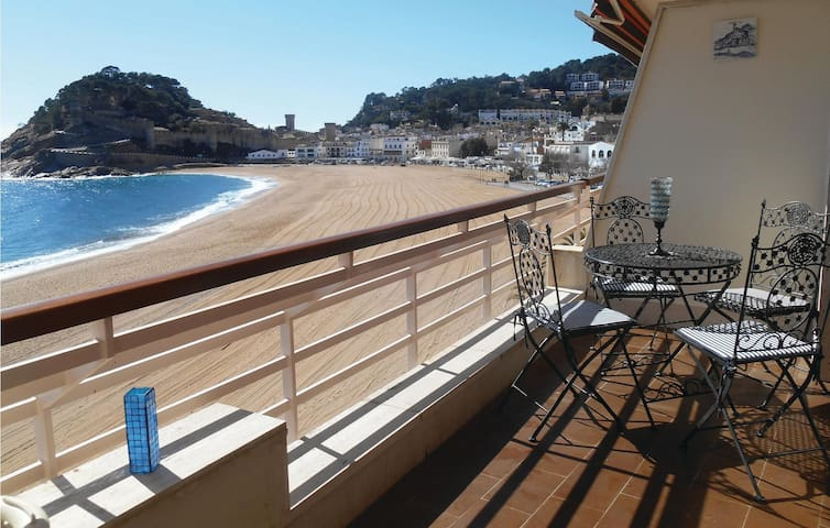Holiday apartment with 2 bedrooms on 91 m² in Tossa de Mar