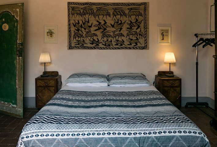 Cozy big double bedroom in city center