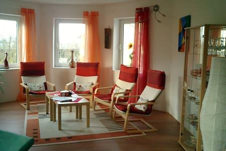 Schöne FeWo mit Flair  zum Wohlfühlen - Greußenheim - Wohnung