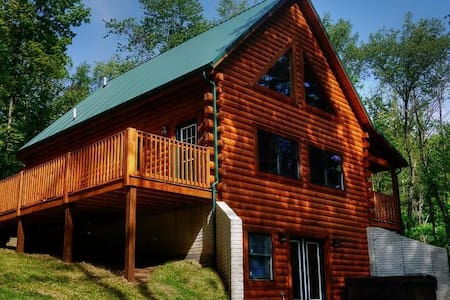 Hickory Hideaway Cabins - The Richmond