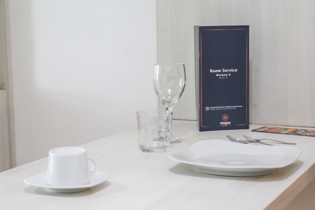 Mesa de Jantar 2 pessoas