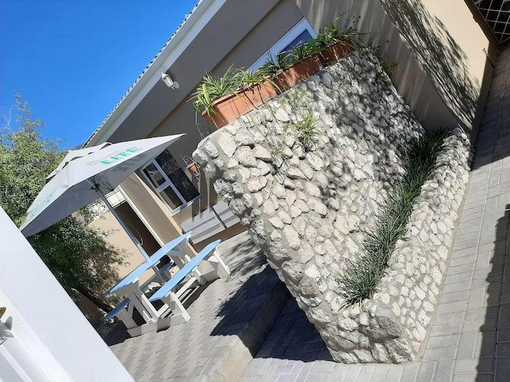 mashie golf apartment - beach styled living