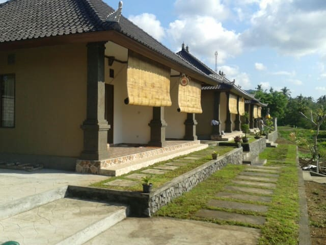 Balian hill homestay - Tabanan - Dům