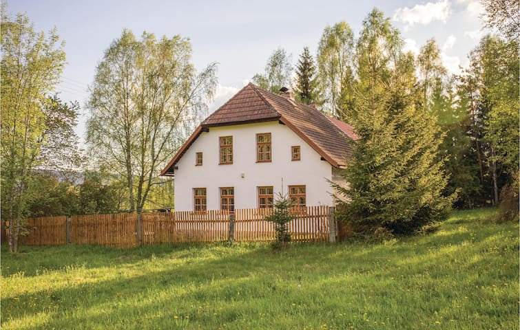Holiday cottage with 4 bedrooms on 198m² in Volary
