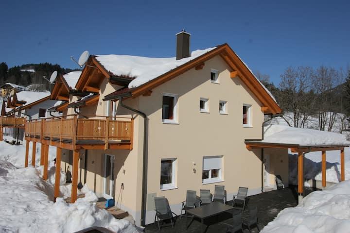 Spacious Chalet in Kötschach-Mauthen near Ski Area