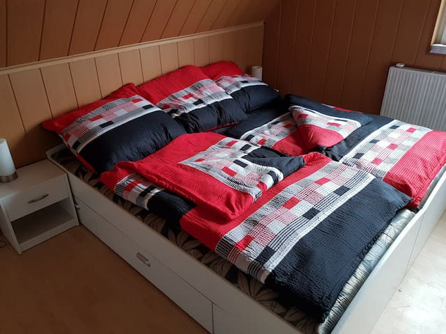 Doppelzimmer in Dortmund Kurl Haus DO-FUN de
