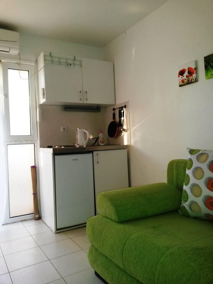 Апартамент на 1 этаже