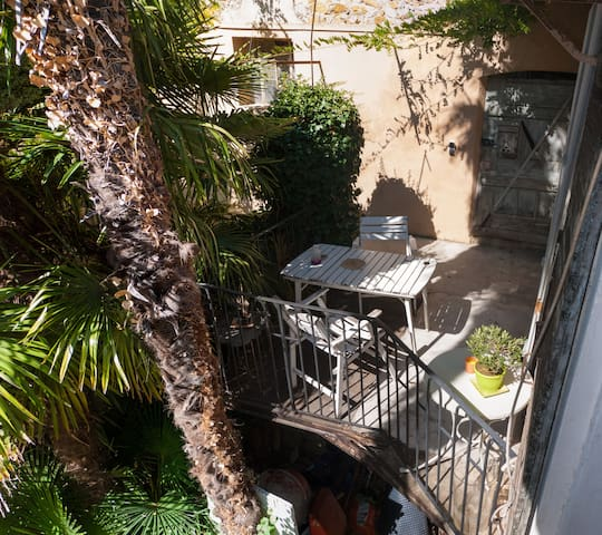 Apartment w/ terrace Nyons Provence - Nyons