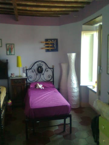 Double room near Rome, monterotondo