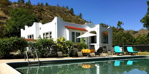 Nettle Farm - Pool & 3 acres - Wine Country