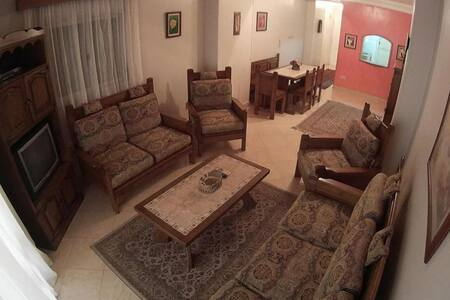 private space for relax vacation in alexandria