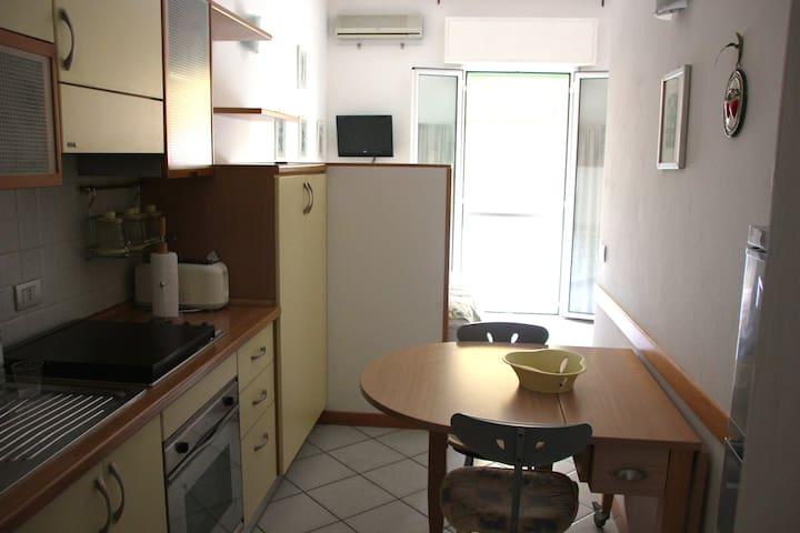 Monolocale Valbruna - Gabicce Mare - Apartemen