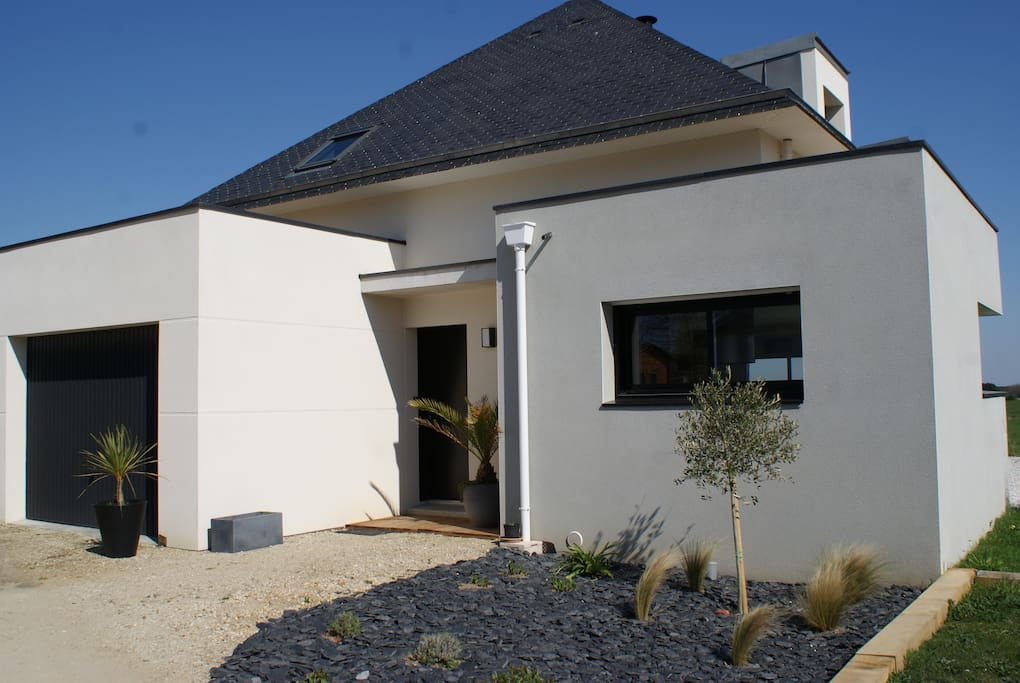 Maison golfe du morbihan houses for rent in baden bretagne france - Maison golfe du morbihan ...