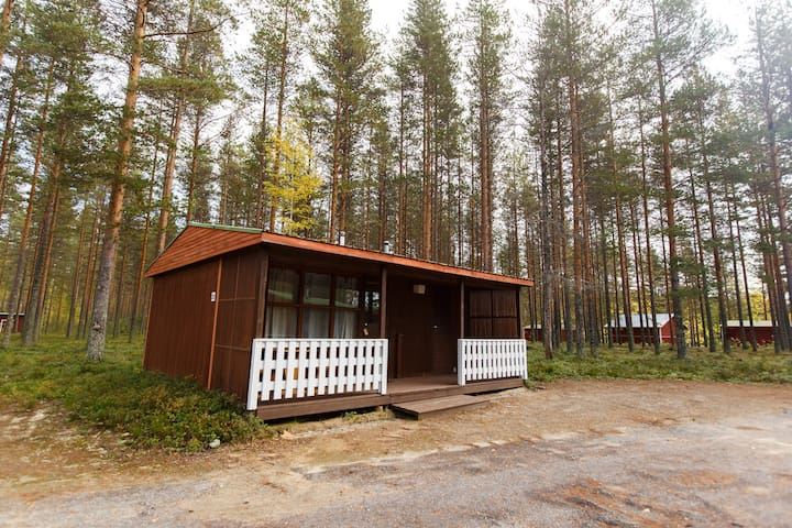 Cottage of economy class №15 with sauna