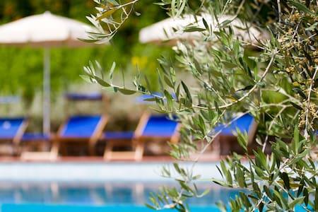 Apt in farmhouse with swimming pool - Impruneta - Dom