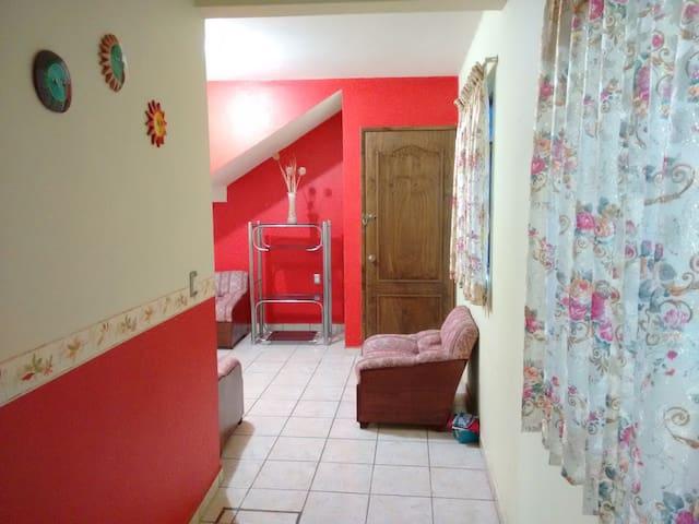 first floor street access apt clean - Oaxaca de Juarez - Apartment