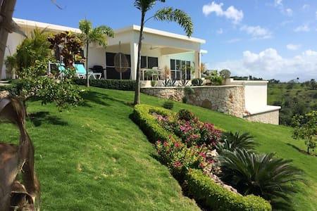 "The ""Pampa"" villa"
