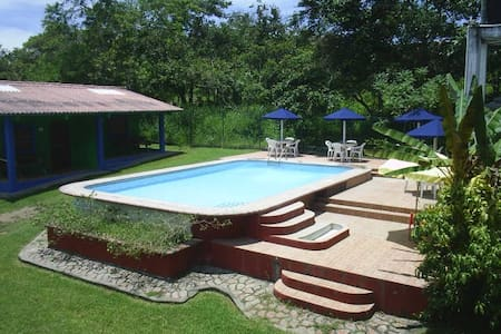Playa Corona - Guicci Resort - Real Paradise ! - Distrito de San Carlos - Cabaña