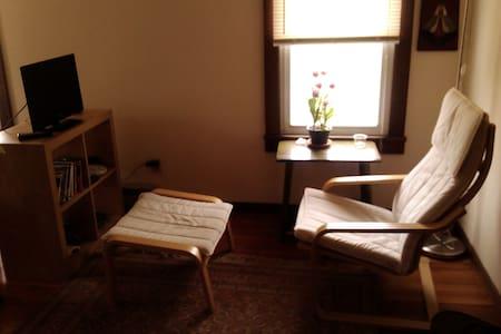 1 bedroom apt, New Paltz, NY  - Clintondale