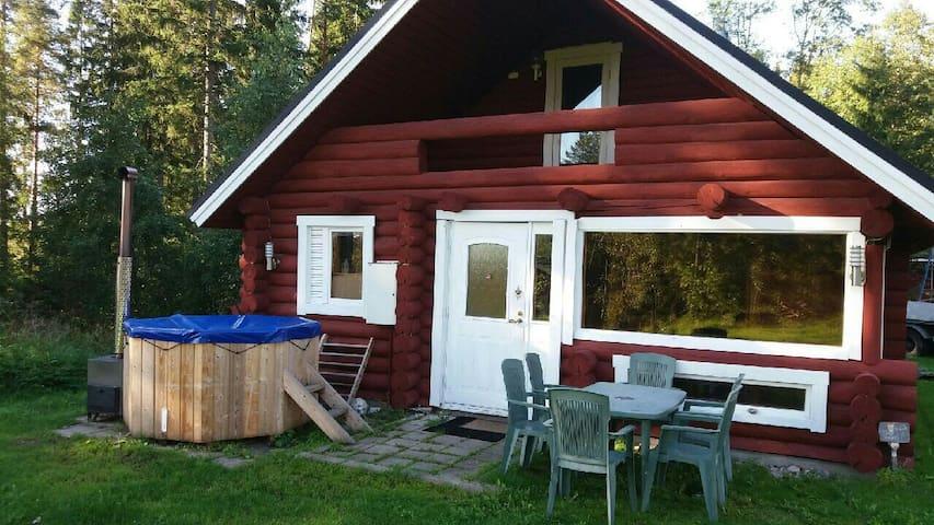 Hirsi Mökki - Mäntsälä  - Cabin