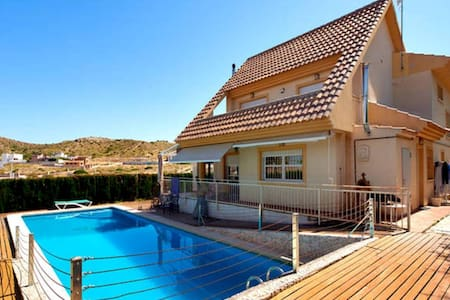privacy no noise, murcia alcayna comfortable pool