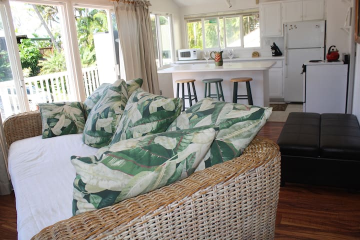 1 bedroom minutes from Sunset Beach - Haleiwa - Huis