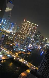Oceanview Marina apt for rent - 杜拜