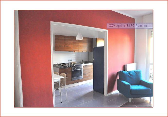 Appartamento indipendente Expo 2015 - Arese - Byt