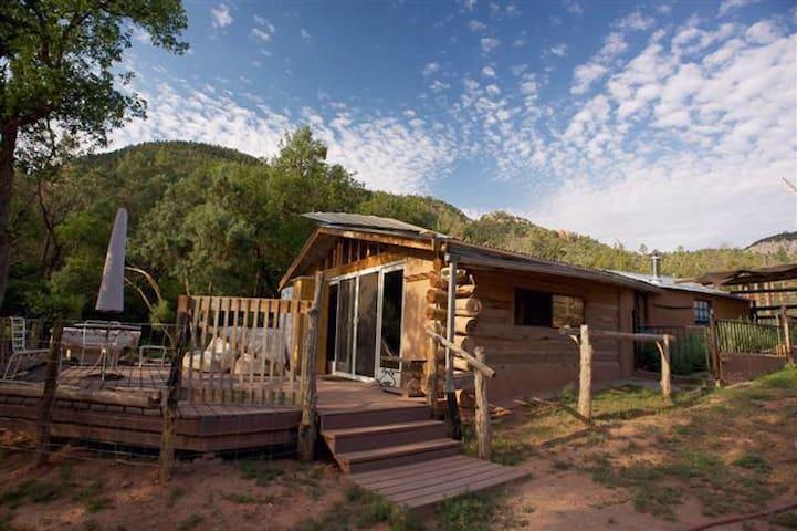 Wilderness Ranch Casita - Abiquiu - Cabane