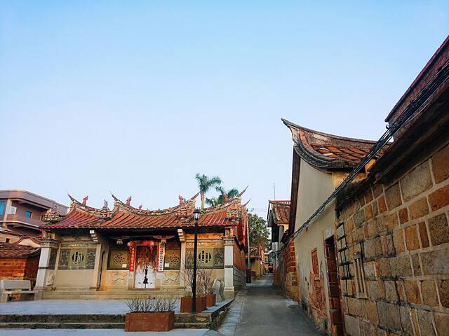古早闽南:农夫的家 - Xiamen - Talo