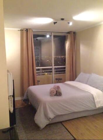 Studio Santiago equipado - Quinta Normal - Apartamento