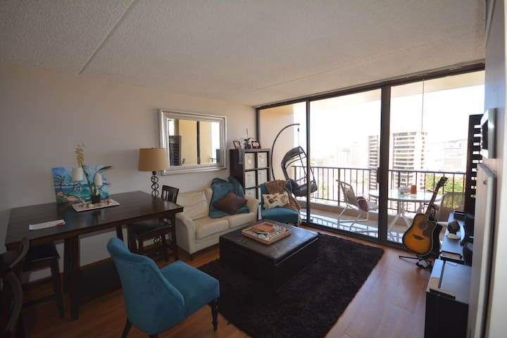 Chateau Waikiki - Honolulu - Appartement en résidence