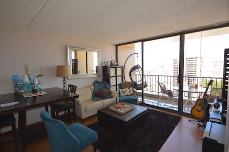 Chateau Waikiki - Appartement