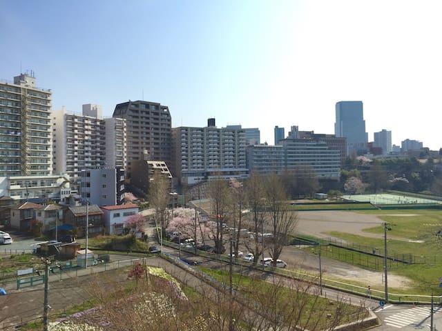 仙台市中心部!好立地マンション - Sendai - Lägenhet