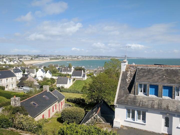Jolie maison à deux pas de la plage