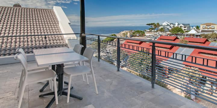 One Bedroom with balcony and BBQ