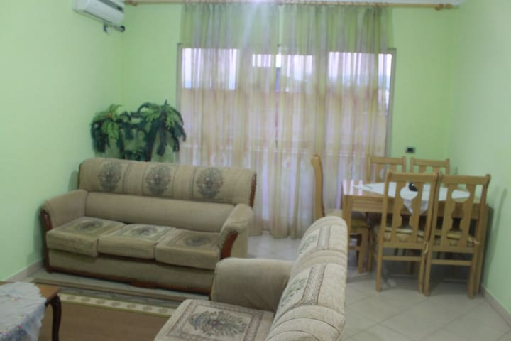 Appartment, Center Elbasan - Elbasan - Apartemen