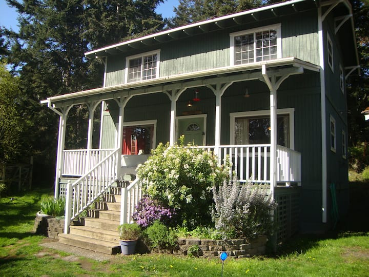 Seaside Cottage -1 mile to Moran State Park