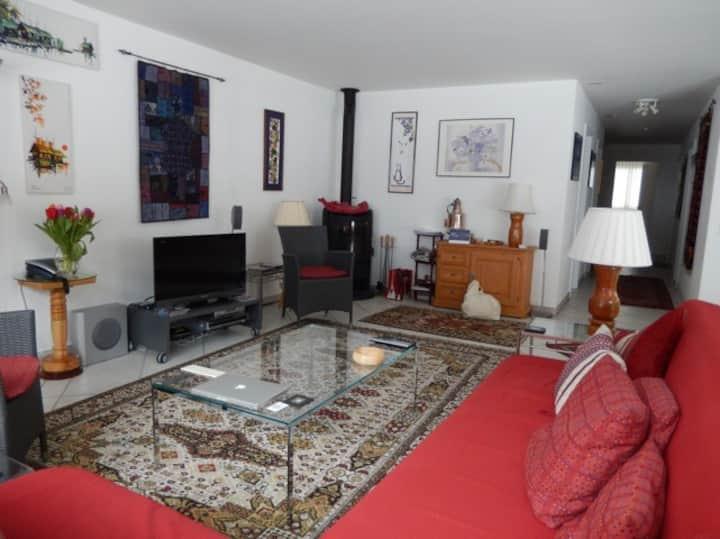 Engelberg flat (min 7 nights)