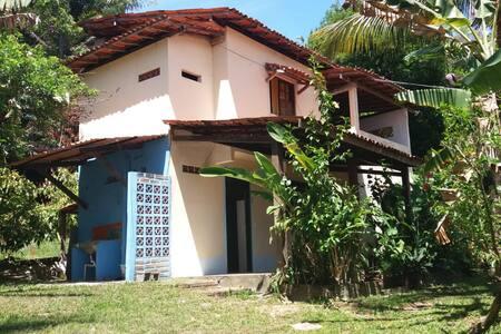 Casa de Laura uma  oasis de paz na 2° praia