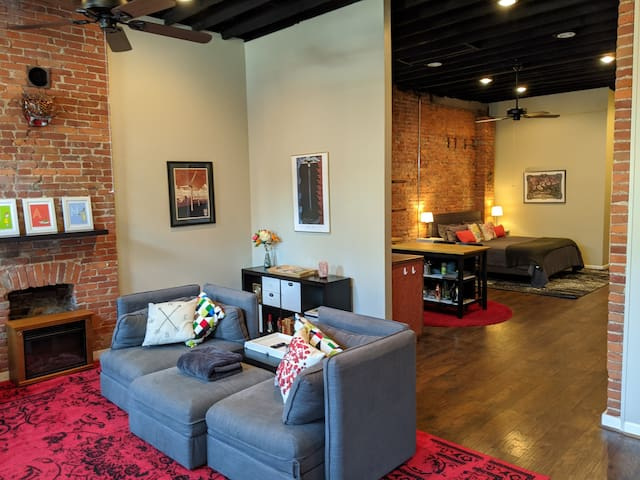 Stay in the Heart of NuLu