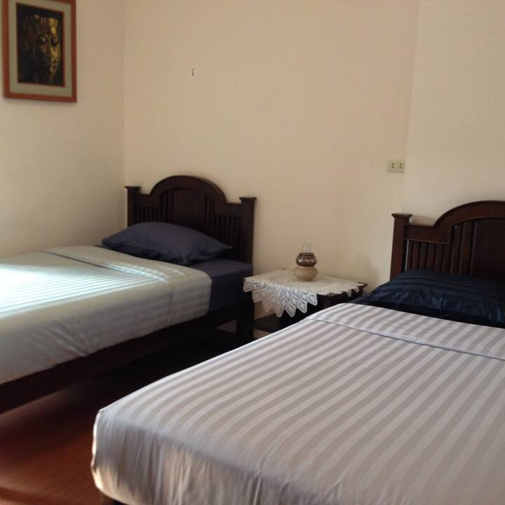Baan Klang Vieng (Superior Twin Room1)