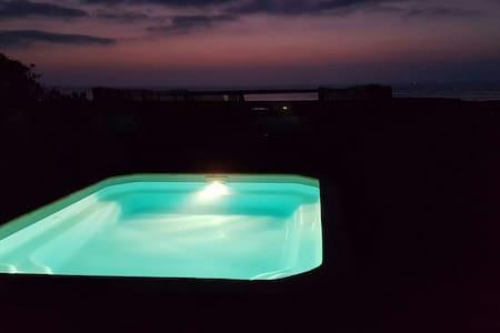 Belle maison bord de plage magnifique vue sur mer - カサブランカ