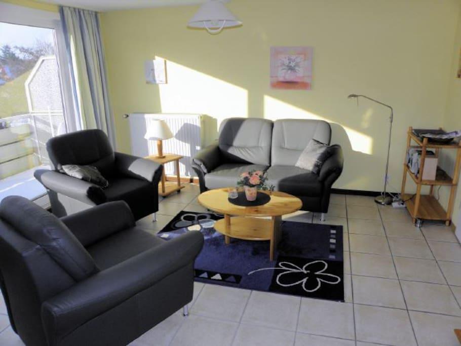 moderne wohnung mit 2 schlafzimmern meeresbrise 3 appartements louer sankt peter ording. Black Bedroom Furniture Sets. Home Design Ideas